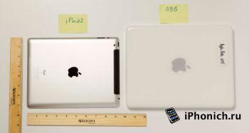Гигантский iPad: 13 дюймов