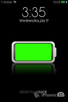 LS iOS 7 - тема для iPhone 5 / 4S / 4