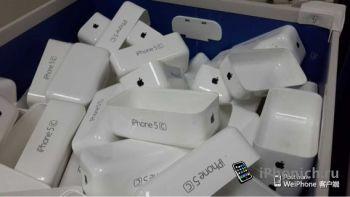 Появилось фото упаковки бюджетной версии iPhone