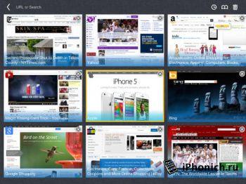 Puffin Web Browser - браузер с поддержкой Flash iPhone / iPad