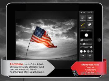 FX Photo Studio HD - Куча эффектов и удобный интерфейс. Рекомендую!