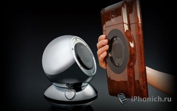 Планшетник Apple зарядит люксовая док-станция