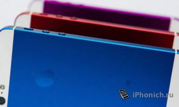 Новый iPhone 5S уже 10 сентября