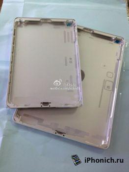 iPad 5 и iPad mini 2 - первые фотографии