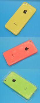 Новые фото iPhone 5C