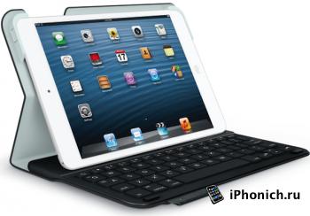 Два новых аксесуара от Logitech для iPad mini