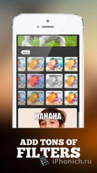 Gifnic - Хорошее приложение для мемов
