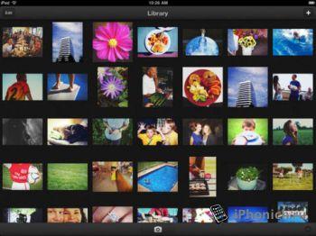 Luminance - Шикарный графический редактор для iPad! Всем советую!