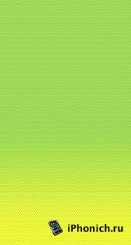 Retina обои из iOS 7 GM
