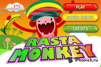 Rasta Monkey - Раста мартышка.