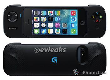 Игровой контроллер для iPhone от Logitech