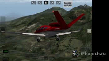 X-Plane HDEF-4G для iPhone и iPad