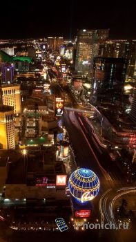Обои для iPhone 5S: Город