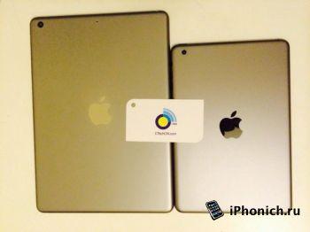 iPad 5 и iPad mini 2: еще два фото
