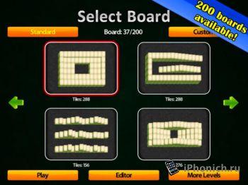 Mahjong Epic / Mahjong Epic HD - увлекательная логическая головоломка для iOS