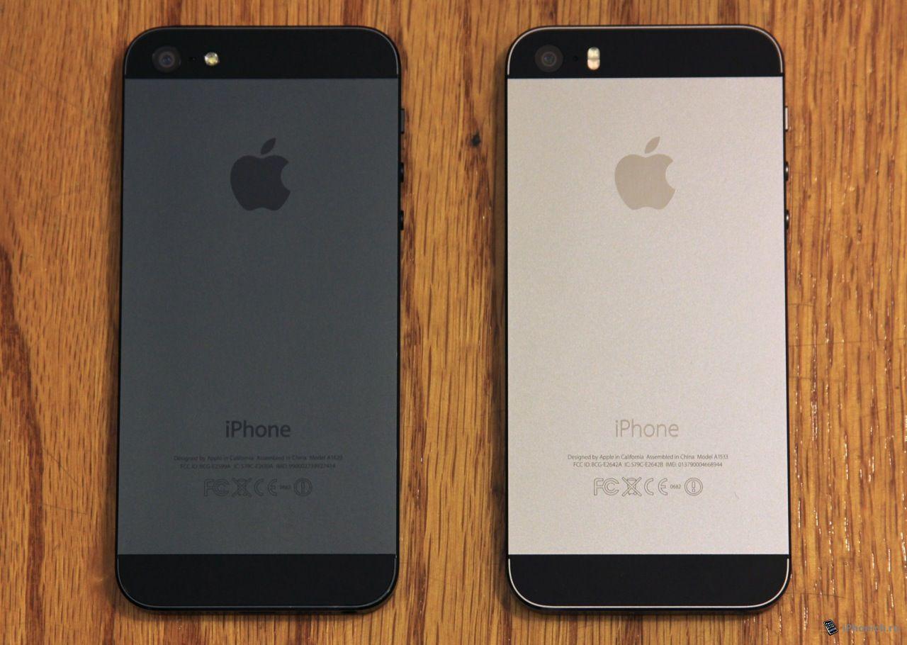 Фотокамера iPhone 5 VS iPhone 5S