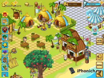 Робинзон для iPad -  Интересная игра.