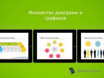 Шаблоны для Keynote Pro - Классное приложение!!!