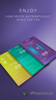 Splyce - Аудиоплеер для iPhone