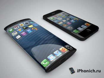 iPhone c изогнутым дисплеем - реальность?