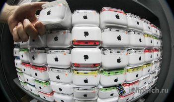 Женщинам нравиться iPhone 5c