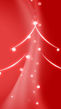 Обои для iPhone 5 и iPhone 5S: новогодние