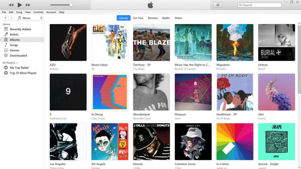 Как удалить авторизованные компьютеры в iTunes