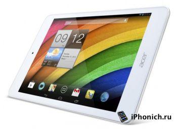 Клон iPad mini от Acer