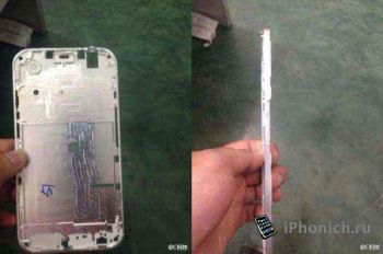 Фейковый планшетофон Apple
