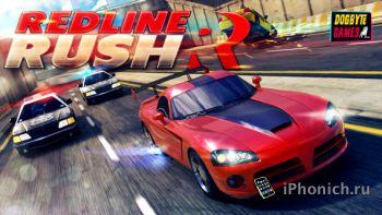 Игра Redline Rush - лучшие гонки на iOS!