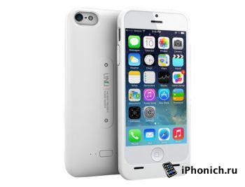 Aero Wireless Charging Battery Case - чехол аккумулятор для iPhone 5(S)