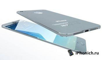 Планшетофон Apple с 5,6-дюймовым экраном