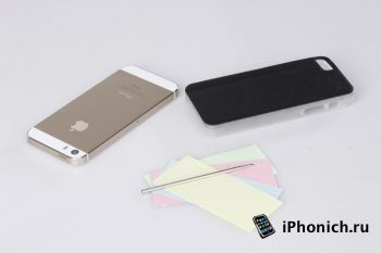 MemoCase – тонкий чехол-блокнот для iPhone 5(s)