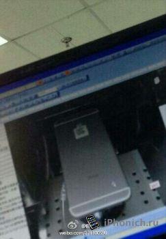 iPhone 6 фото с производства