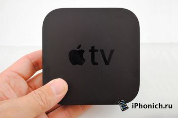 Для Apple TV вышла прошивка iOS 6.1.1