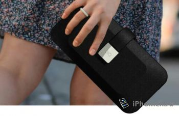 Everpurse — стильный кошелек с зарядкой для iPhone 5(s)