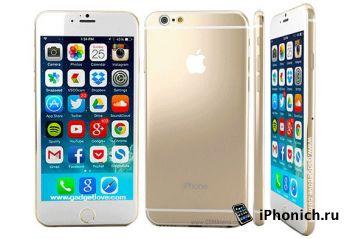 iPhone 6: 3D-модель