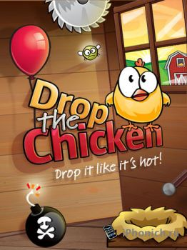 Drop The Chicken - Игра на уровне, играю с интересом