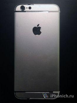 iPhone 6: шпионские фото