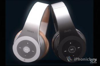 iBeats - наушники в стиле Apple