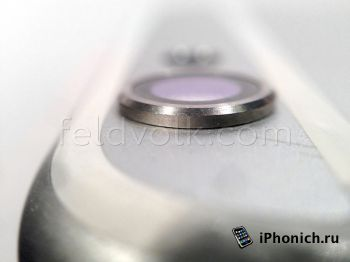 У iPhone 6 камера выступает на 0,67 мм