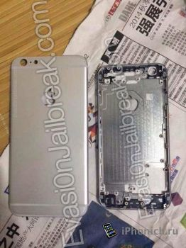 iPhone 6: задняя крышка (фото)
