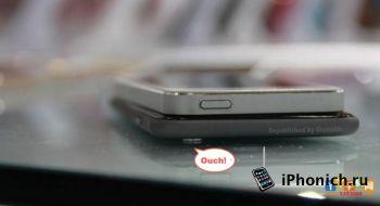 iPhone 6 рядом с iPhone 5s (фото)