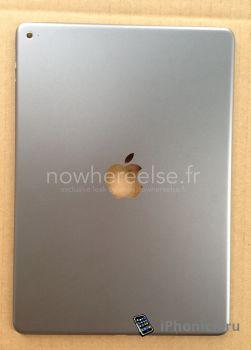 У iPad Air 2 будет другой дизайн