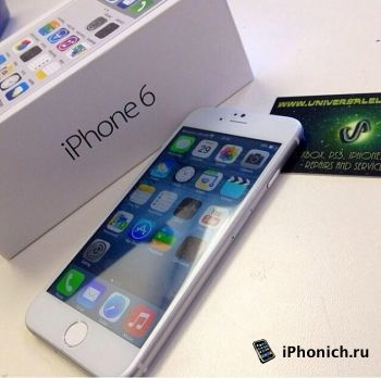 Apple iPhone 6 фото