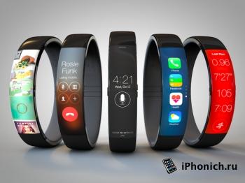 Часы Apple iWatch дата выхода 9 сентября 2014 года
