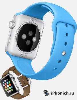 Apple Watch, фотографии