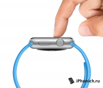 Apple Watch, фотографии