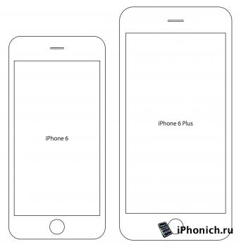 Что купить iPhone 6 или iPhone 6 Plus?