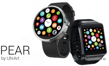 Клон интерфейса Apple Watch перенесли на Android